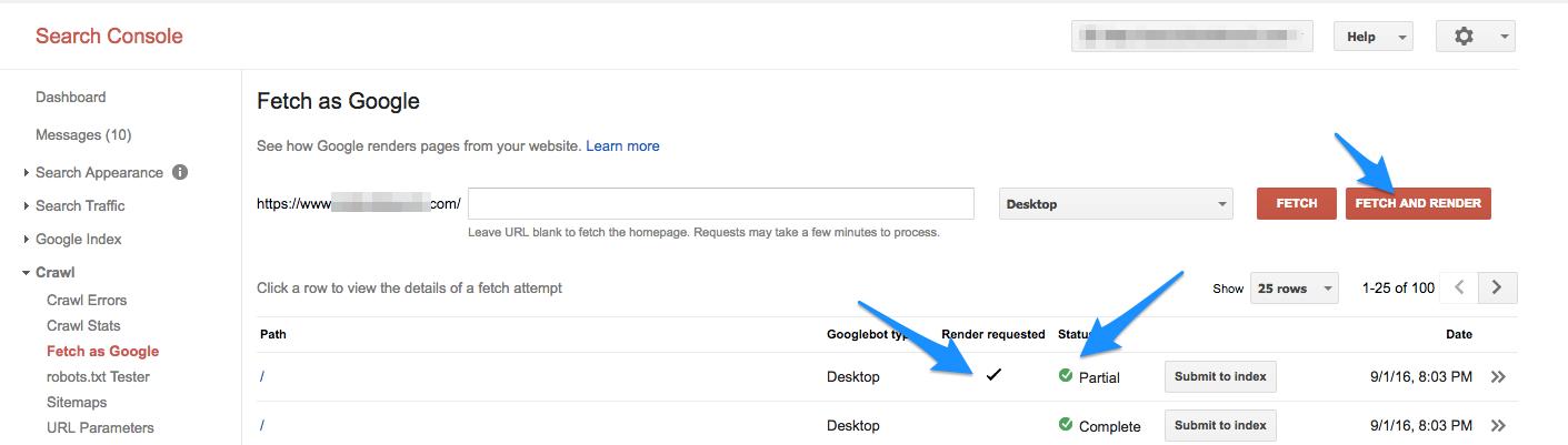 چند وقت یکبار خطاهای وب مستر گوگل سایت را چک کنید؟