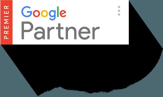 لوگوی گوگل پارتنر