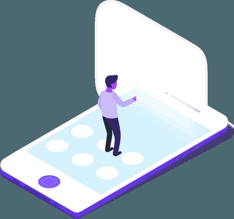 طراحی سایت موبایل گوگل