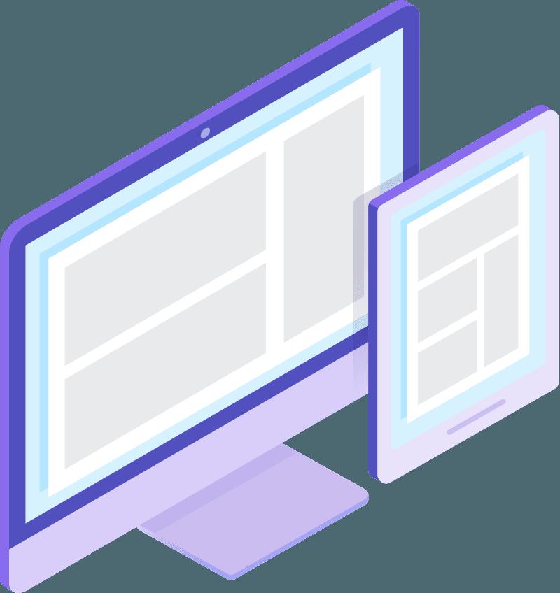 طراحی وب سایت واکنش گرا