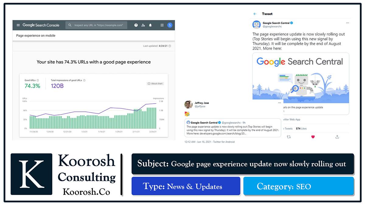 تاثیر اپدیت گوگل بر نمایش استوری های خبری در نتایج جستجو