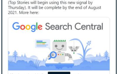 اپدیت جدید تجربه کاربری گوگل لانچ شد