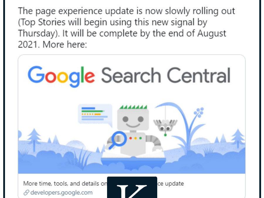 آپدیت جدید تجربه کاربری گوگل لانچ شد