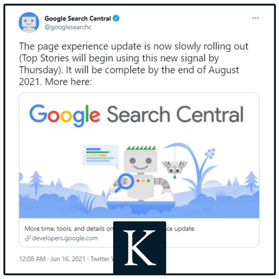 اپدیت جدید تجربه کاربری گوگل لانچ شد | 26 خرداد 1400