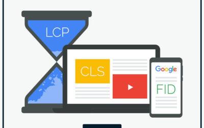 رفع ایرادات و اصلاح مشکلات Core Web Vitals وبسایت
