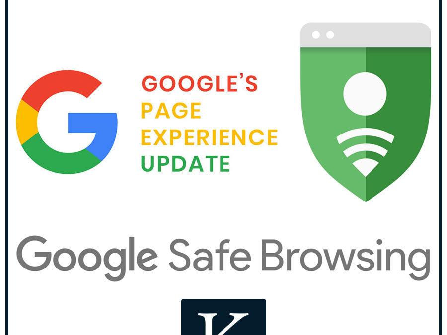 حذف سیگنال Safe Browsing در رتبه بندی Page Experience