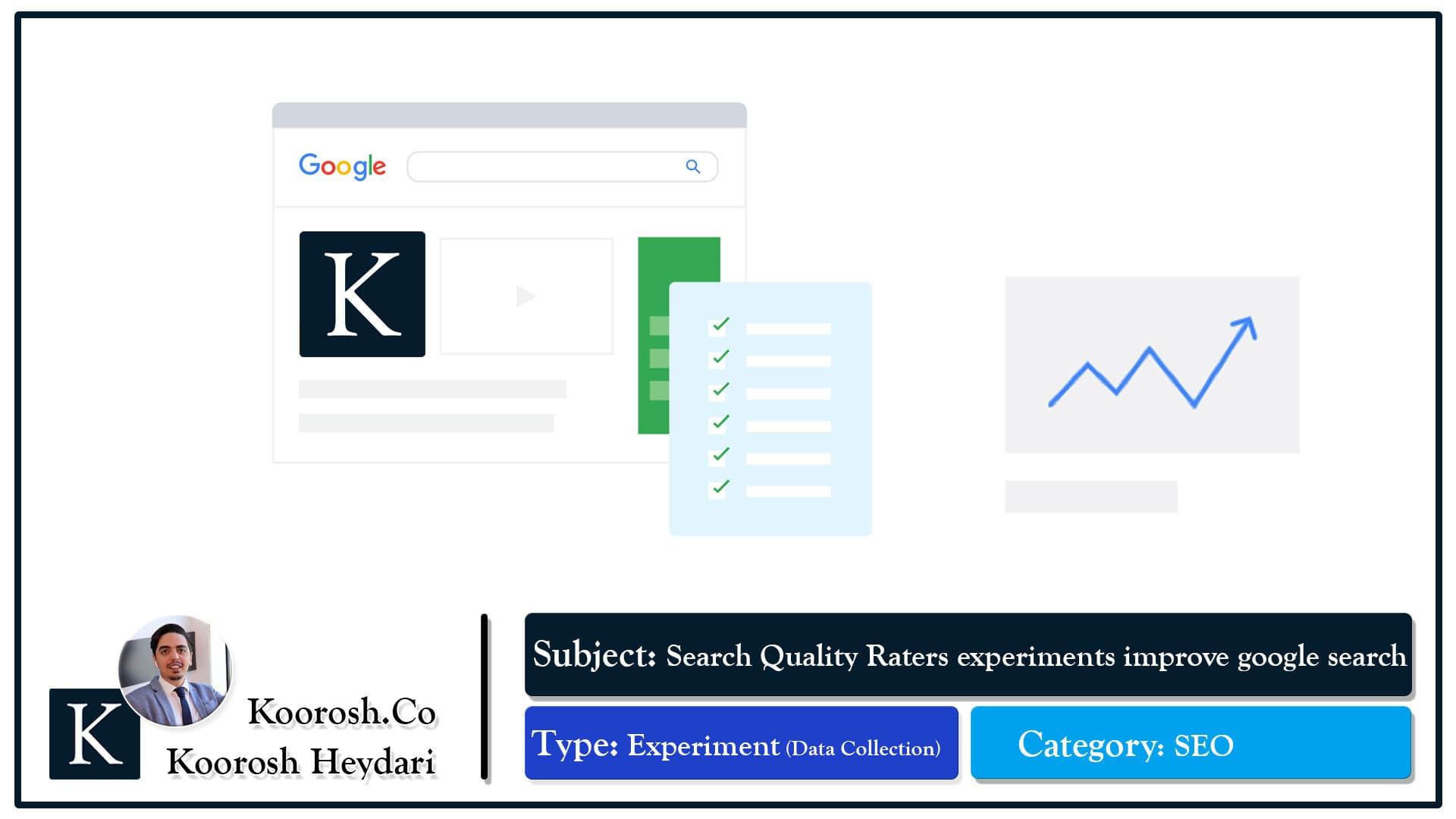 رتبه دهندگان به کیفیت نتایج جستجوی گوگل – Search Quality Raters